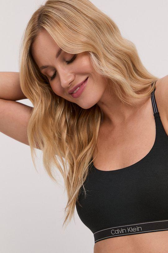 czarny Calvin Klein Underwear - Biustonosz sportowy Damski