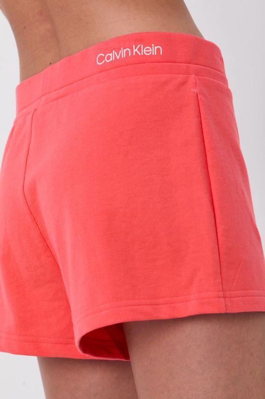 Calvin Klein Underwear - Szorty piżamowe 39 % Poliester, 3 % Elastan, 58 % Bawełna