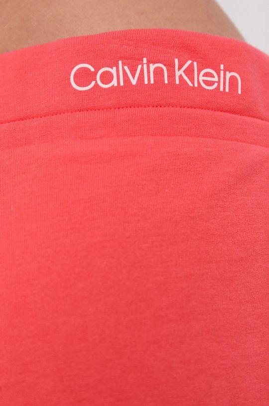 koralowy Calvin Klein Underwear - Szorty piżamowe