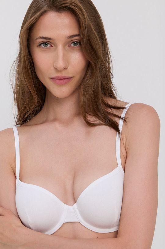 biały Calvin Klein Underwear - Biustonosz Damski
