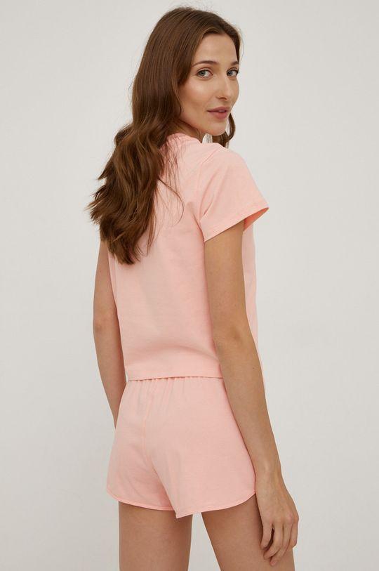 różowy Calvin Klein Underwear - Piżama CK One
