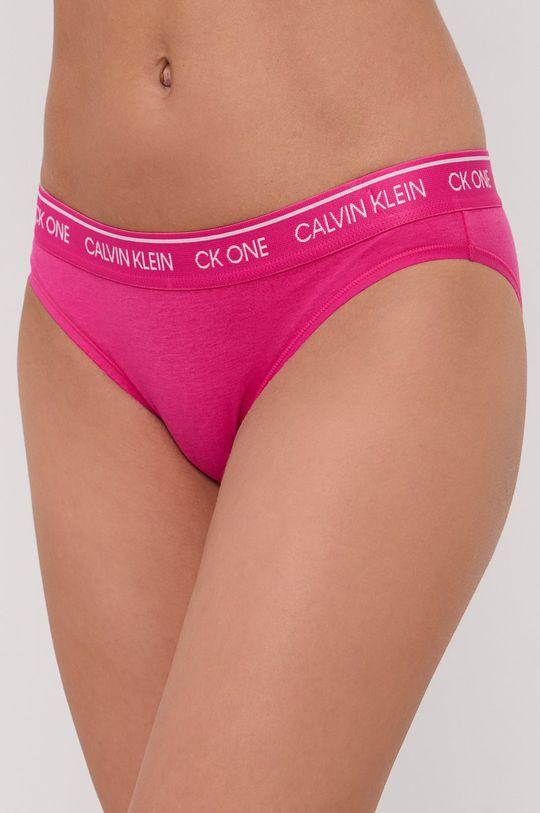 ostry różowy Calvin Klein Underwear - Figi Damski