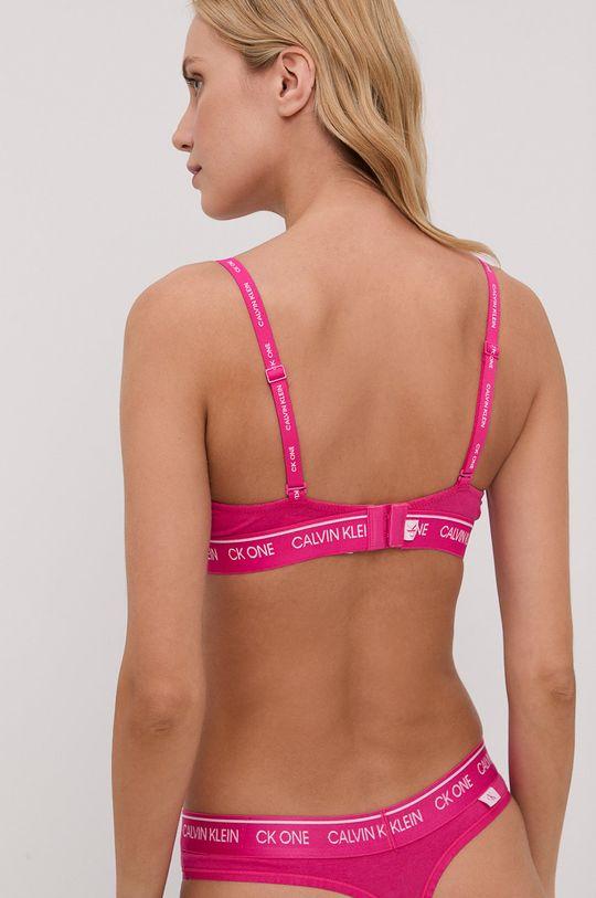 Calvin Klein Underwear - Biustonosz ostry różowy