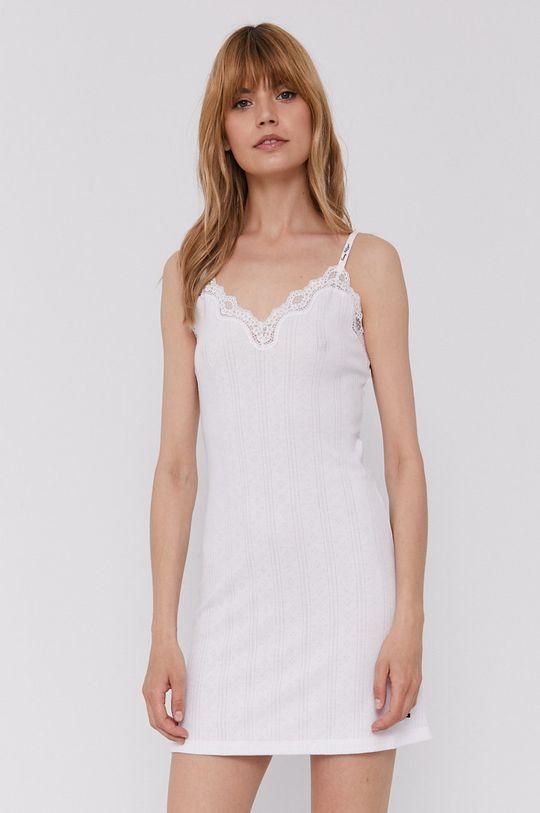 biela Tommy Hilfiger - Nočná košeľa Dámsky