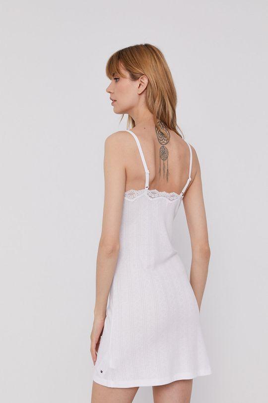 Tommy Hilfiger - Nočná košeľa biela
