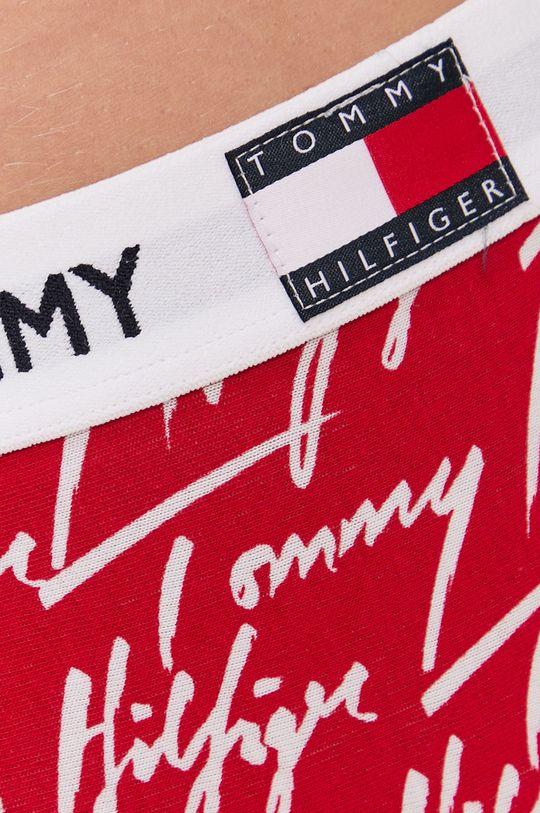 Tommy Hilfiger - Tangá  Základná látka: 9% Elastan, 91% Organická bavlna Iné látky: 40% Bavlna, 11% Elastan, 49% Polyester