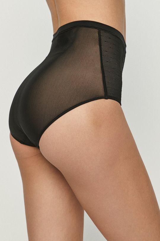 Spanx - Figi modelujące Spotlight On Lace czarny