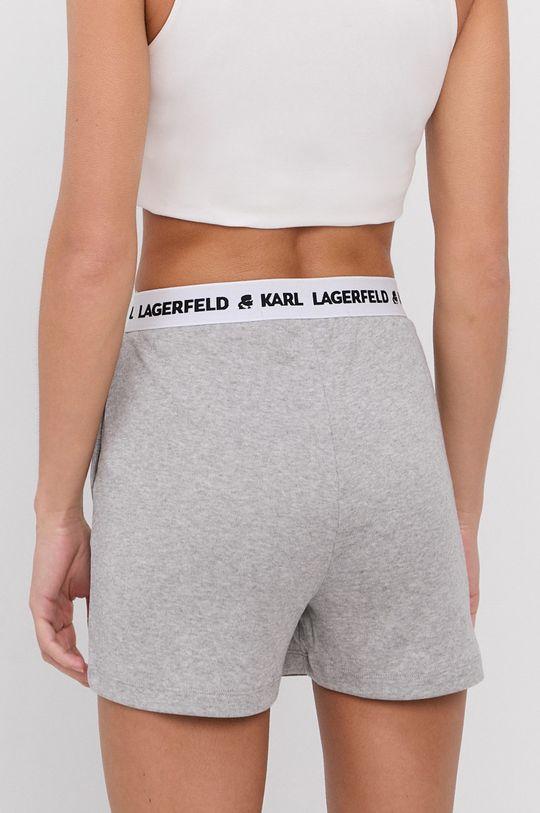 Karl Lagerfeld - Szorty piżamowe 33 % Bawełna organiczna, 67 % Lyocell TENCEL