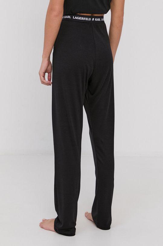Karl Lagerfeld - Spodnie piżamowe 33 % Bawełna organiczna, 67 % Lyocell TENCEL