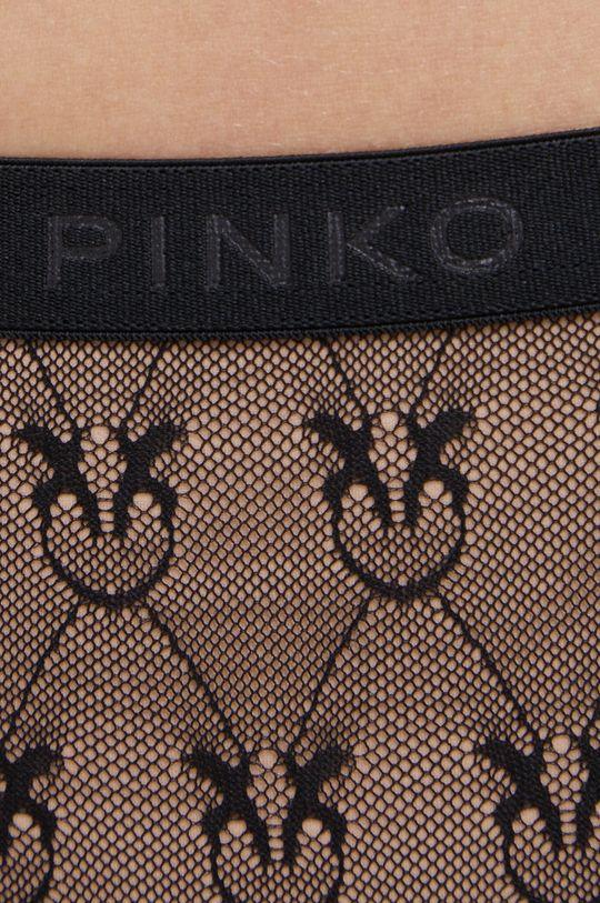Pinko - Nohavičky  Základná látka: 8% Elastan, 92% Polyamid 1. látka: 10% Elastan, 27% Polyamid, 63% Polyester