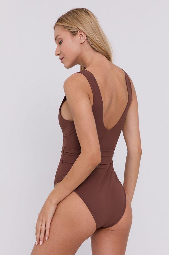 Tory Burch - Strój kąpielowy brązowy