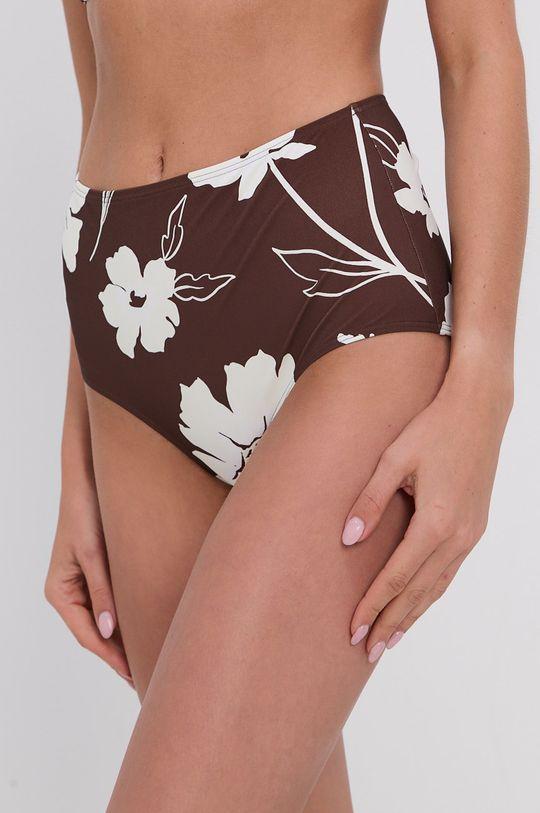 Tory Burch - Figi kąpielowe brązowy