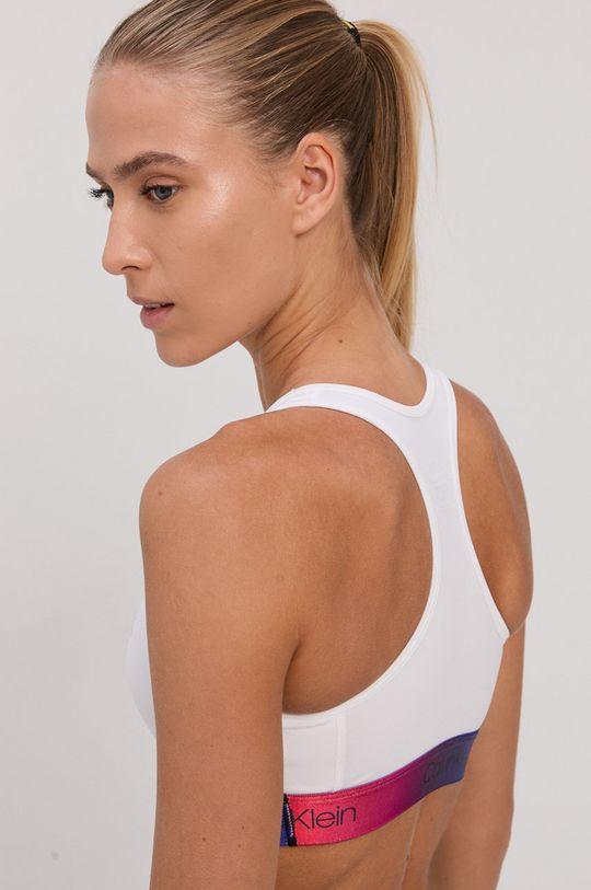 Calvin Klein Performance - Športová podprsenka  12% Elastan, 88% Polyester