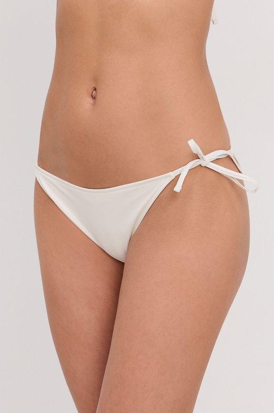 biały Calvin Klein - Figi kąpielowe Damski