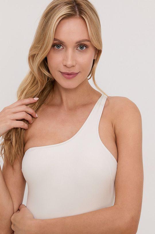 Calvin Klein - Strój kąpielowy 16 % Elastan, 84 % Poliester z recyklingu