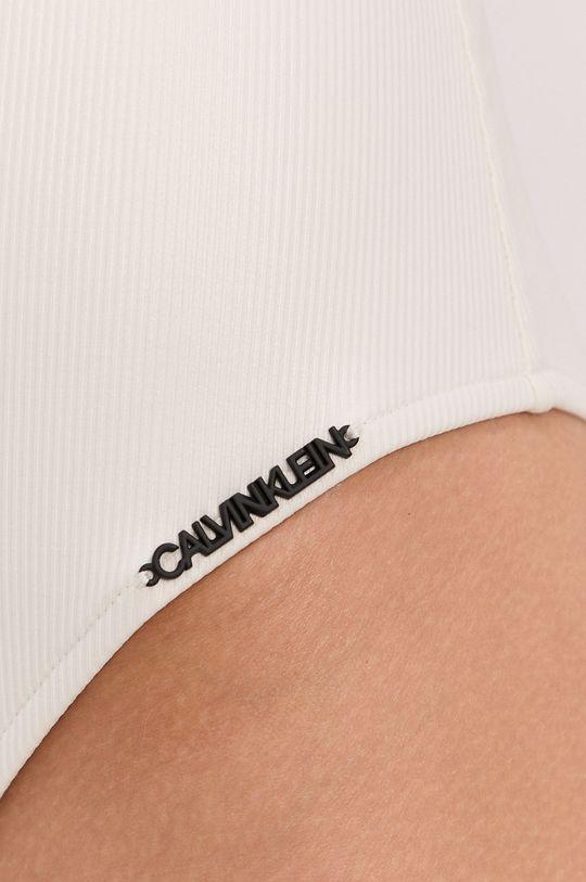 biały Calvin Klein - Strój kąpielowy