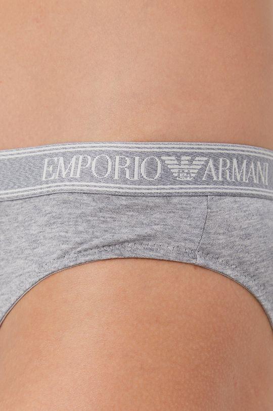 Emporio Armani Underwear - Figi Materiał zasadniczy: 95 % Bawełna, 5 % Elastan, Podszycie: 95 % Bawełna, 5 % Elastan, Ściągacz: 10 % Elastan, 90 % Poliester