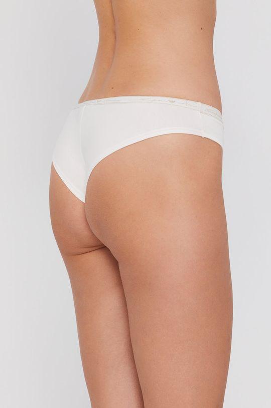 Emporio Armani Underwear - Brazyliany kremowy