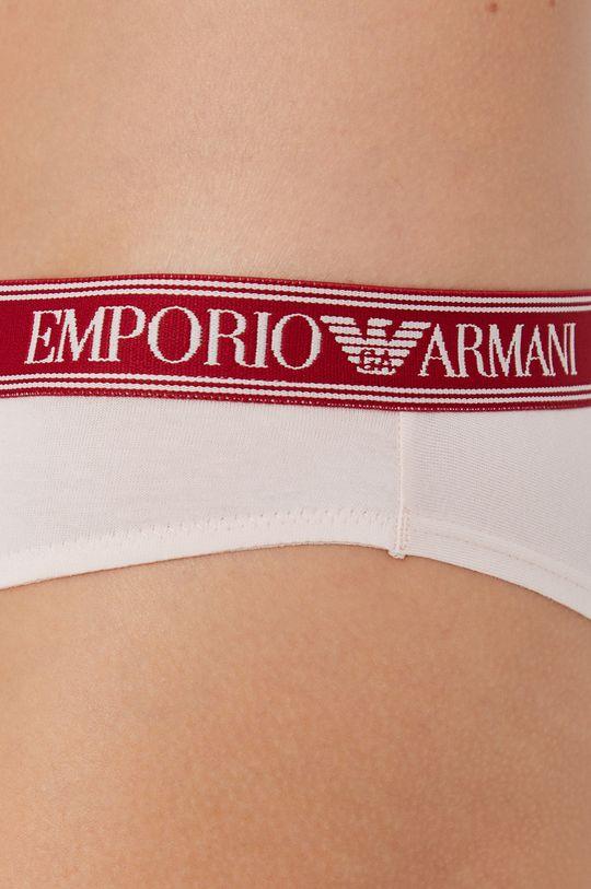 Emporio Armani Underwear - Brazyliany Materiał zasadniczy: 95 % Bawełna, 5 % Elastan, Podszycie: 95 % Bawełna, 5 % Elastan, Ściągacz: 10 % Elastan, 90 % Poliester