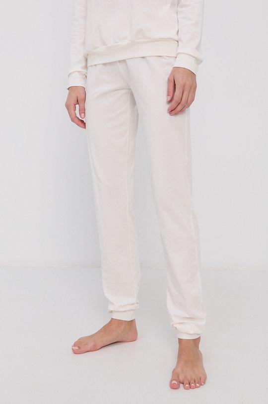 kremowy Emporio Armani Underwear - Komplet piżamowy