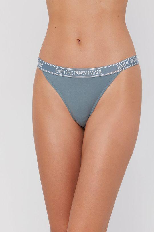 roz Emporio Armani Underwear - Tanga De femei