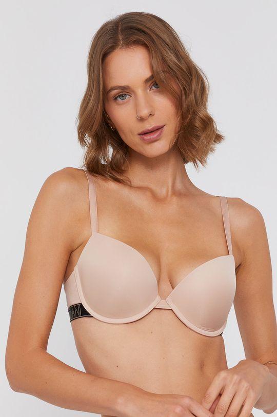 béžová Emporio Armani Underwear - Tvarujúca podprsenka Dámsky