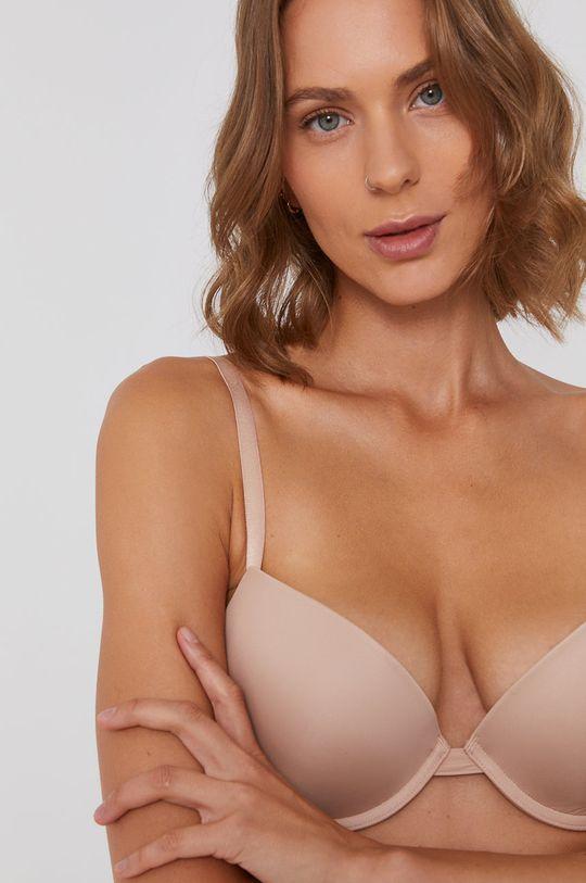 Emporio Armani Underwear - Tvarujúca podprsenka  Základná látka: 14% Elastan, 86% Polyamid 2. látka: 100% Polyester Úprava : 11% Elastan, 66% Polyamid, 23% Polyester Elastická manžeta: 21% Elastan, 79% Polyamid