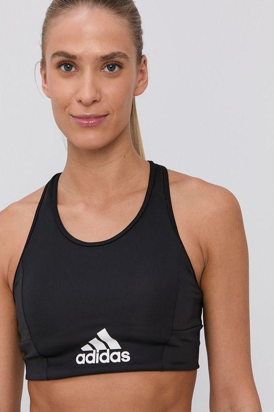 čierna adidas - Športová podprsenka Dámsky