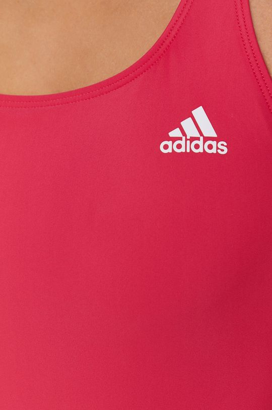 fuksia adidas Performance - Plavky