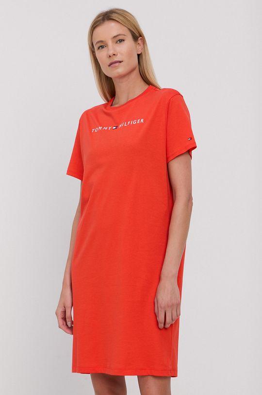 pomarańczowy Tommy Hilfiger - Koszula nocna Damski