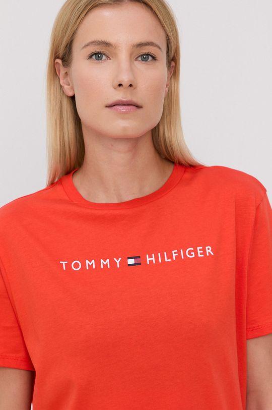 pomarańczowy Tommy Hilfiger - Koszula nocna