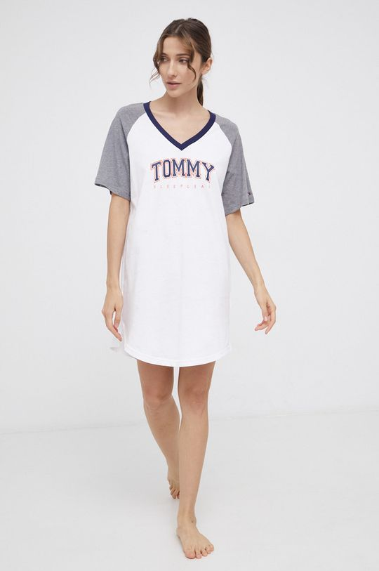 Tommy Hilfiger - Koszulka nocna szary