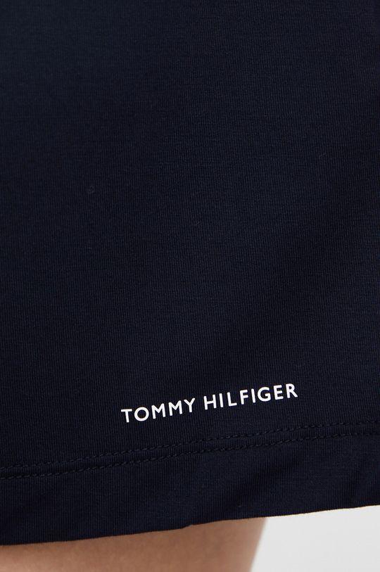granatowy Tommy Hilfiger - Szlafrok