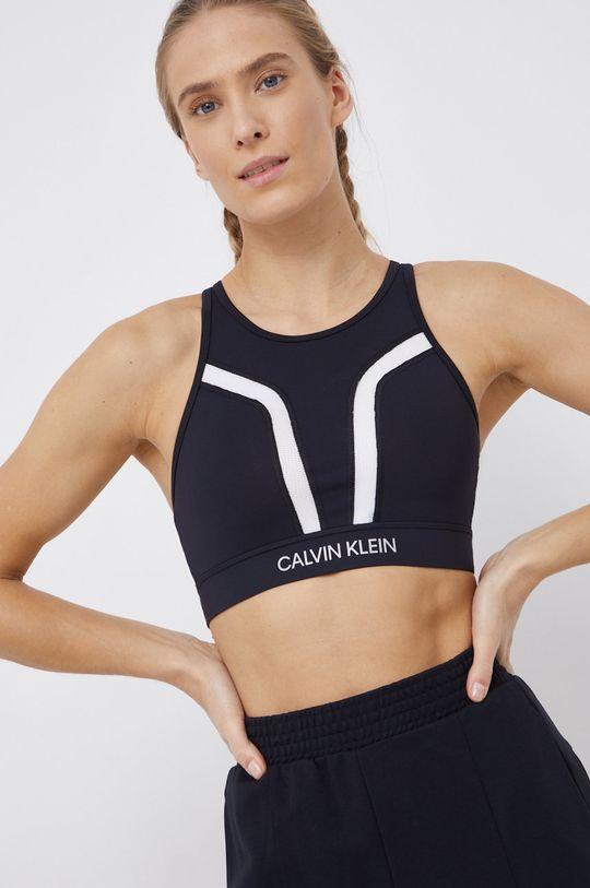 Calvin Klein Performance - Biustonosz sportowy czarny