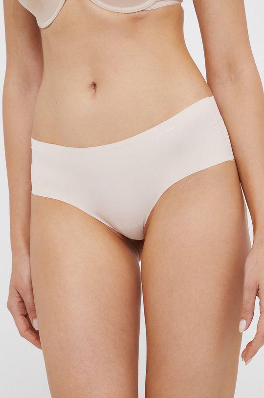 piaskowy Calvin Klein Underwear - Figi Damski