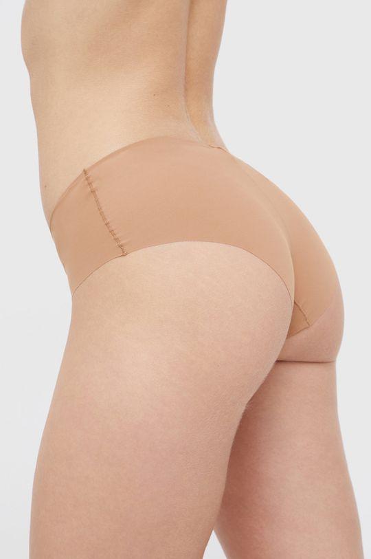 Calvin Klein Underwear - Figi beżowy