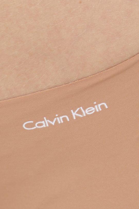 Calvin Klein Underwear - Figi Materiał zasadniczy: 27 % Elastan, 73 % Poliamid, Wstawki: 100 % Bawełna