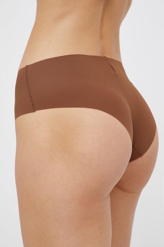 Calvin Klein Underwear - Figi brązowy