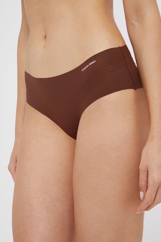 ciemny brązowy Calvin Klein Underwear - Figi Damski