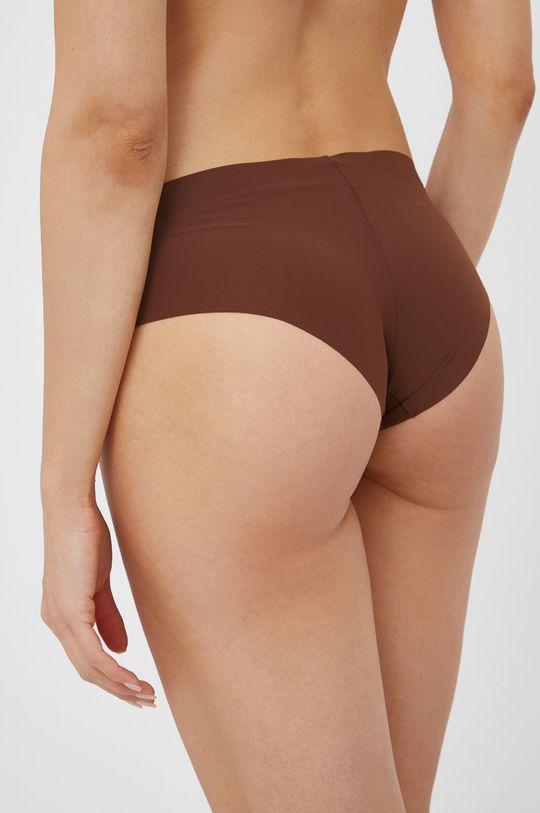 Calvin Klein Underwear - Figi ciemny brązowy