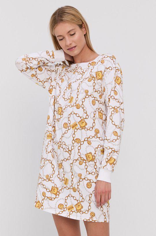 biały Moschino Underwear - Koszula nocna Damski