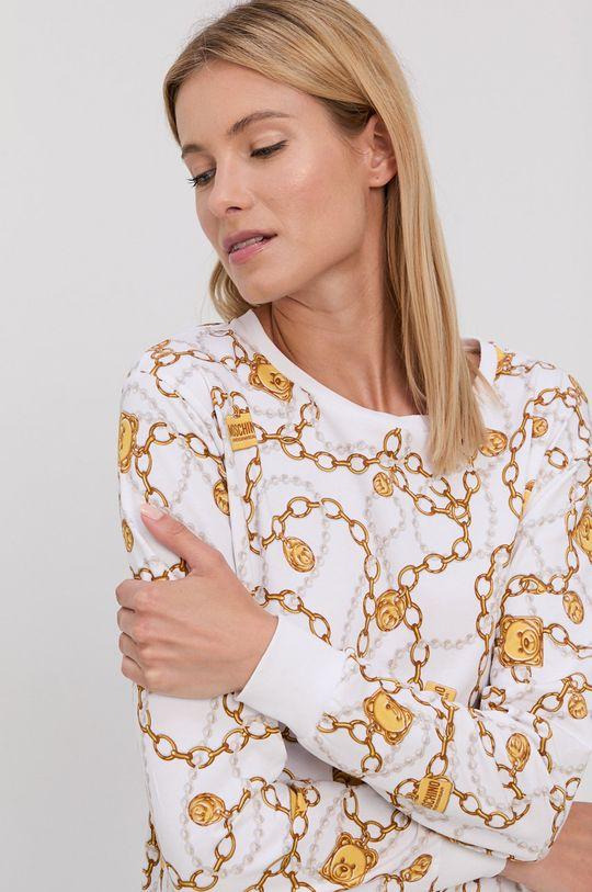 biały Moschino Underwear - Koszula nocna
