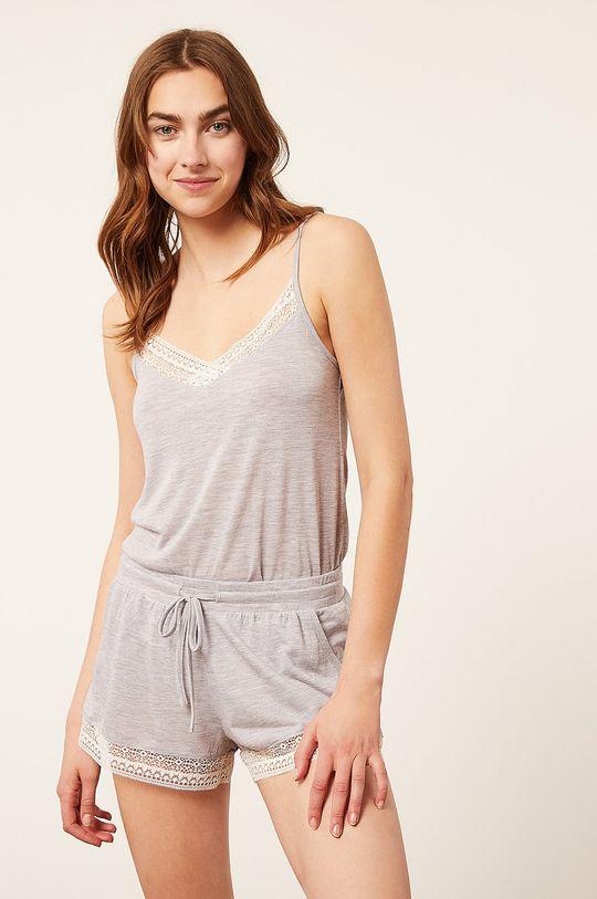Etam - Top piżamowy WARM DAY Damski