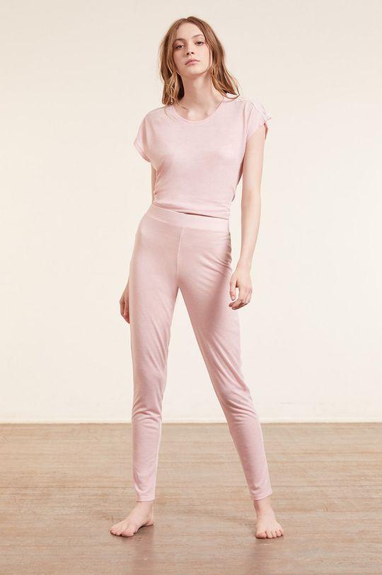 Etam - T-shirt piżamowy WARM DAY Damski