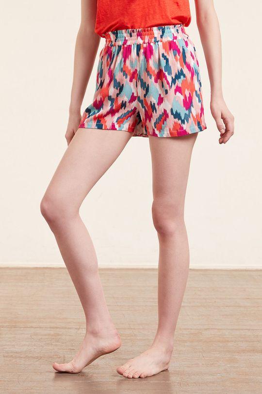 vícebarevná Etam - Pyžamové šortky Blom Dámský