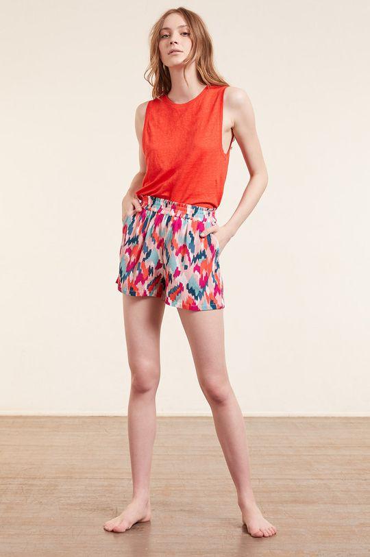Etam - Pyžamové šortky Blom vícebarevná