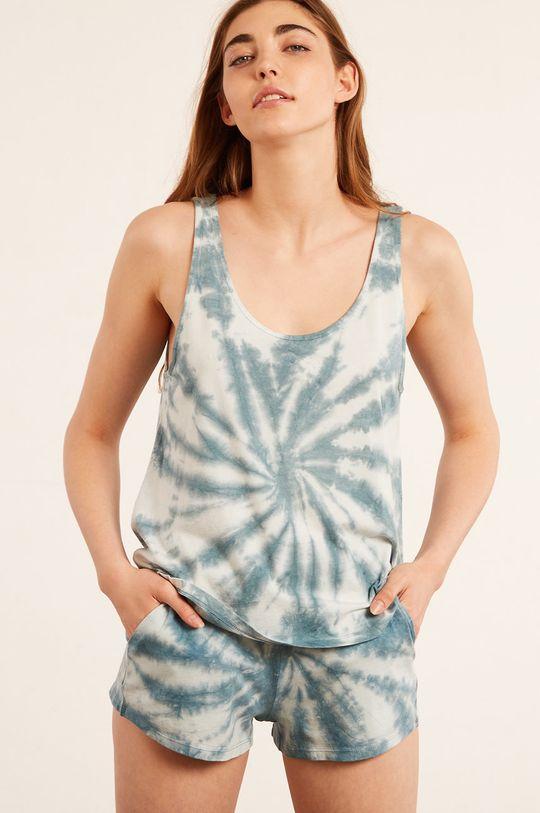 modrá Etam - Pyžamové šortky Basil
