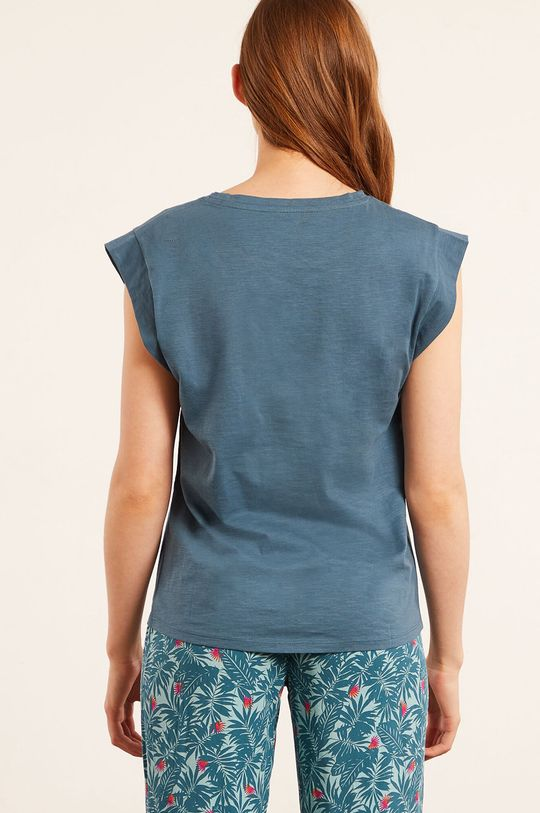 Etam - Pyžamové tričko Blaise  100% Bavlna
