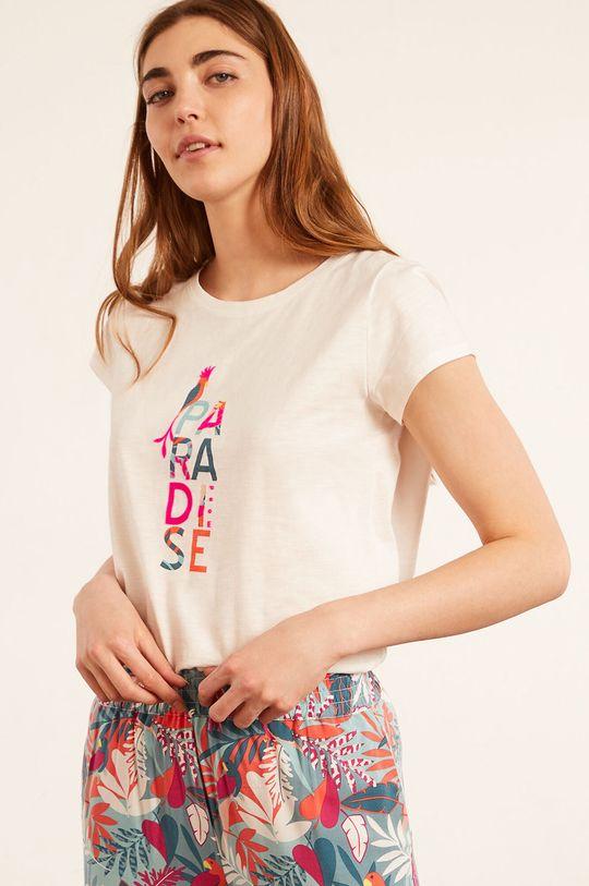 smetanová Etam - Pyžamové tričko Belma Dámský