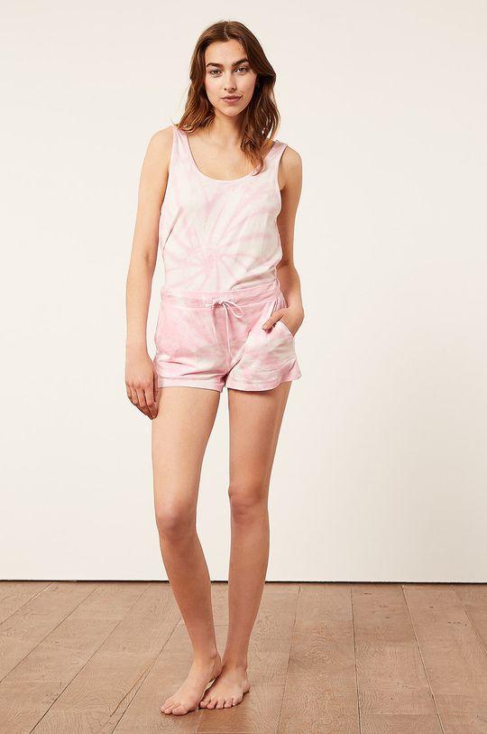 Etam - Szorty piżamowe FASIL fuksja